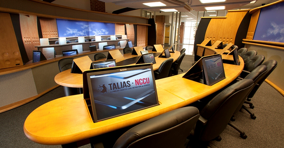 NCCU School of Law Upgrades Broadband Access While Extending Legal Education to the Underserved