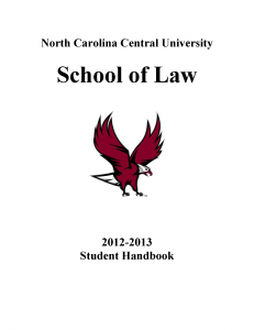 2012-2013 Student Handbook