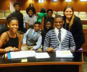 Legal Eagle Law Camp @ NCCU School of Law