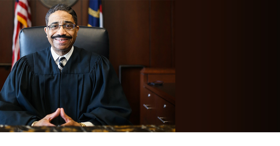 Judge Mike Morgan '79 moves from NC Superior Court Judge to Supreme Court Justice