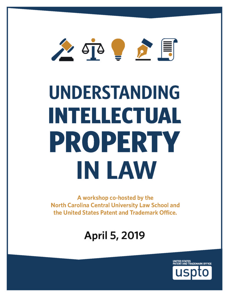 Understanding Intellectual Property and the Law @ NCCU Law School