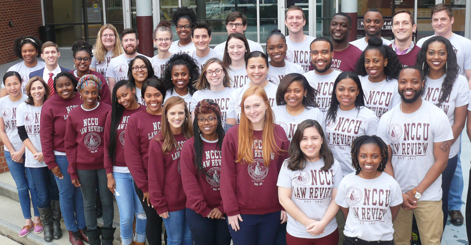 NCCU School of Law rated 'A+' for diversity