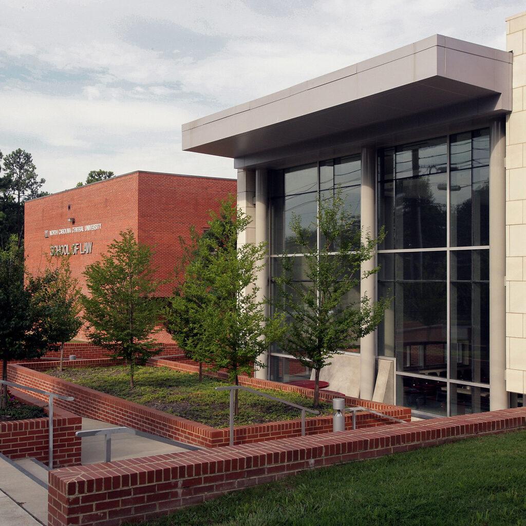 School of Law building